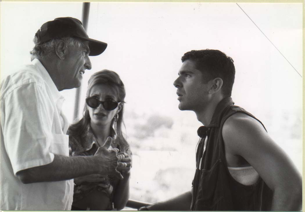 Garry Marshall directs Felix Pire